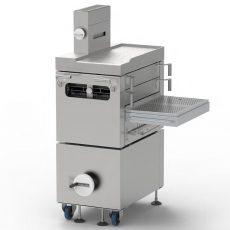 X-OVEN : Více než grilování - Burger machine